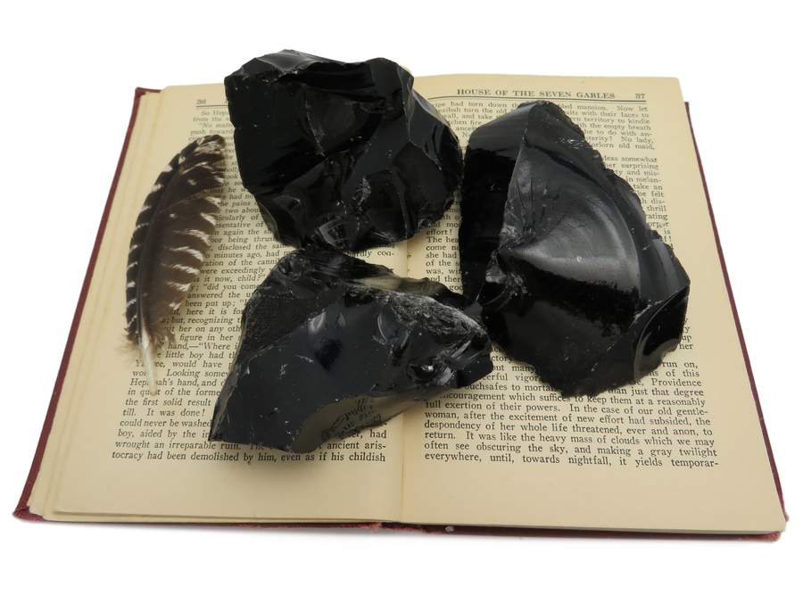 obsidian aries birthstone