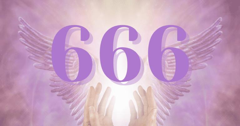 Angel Number 666.